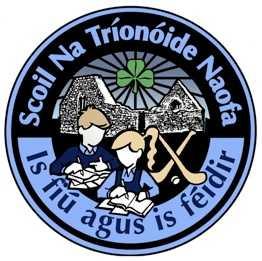 Holy Trinity SNS logo